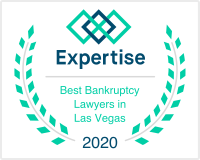 Best Bankruptcy Lawyers in Las Vegas 2020 award
